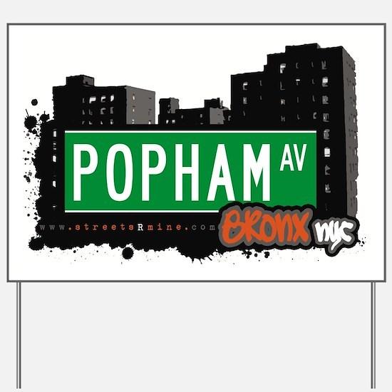 Popham Ave Yard Sign