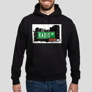 Radio Dr Hoodie (dark)