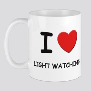 I love light watching Mug