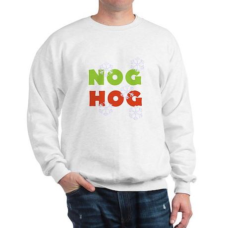 Nog Hog Sweatshirt