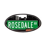 Rosedale Ave Patches