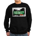 Rosedale Ave Sweatshirt (dark)