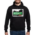 Rosedale Ave Hoodie (dark)