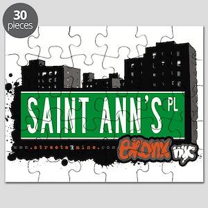 Saint Anns Pl Puzzle