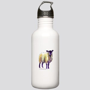 Black Face Sheep Stainless Water Bottle 1.0L