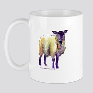 Black Face Sheep Mug