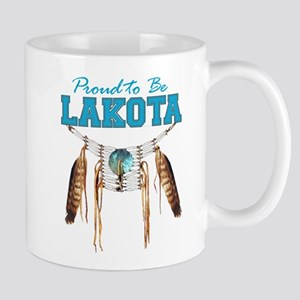 Proud to be Lakota Mug