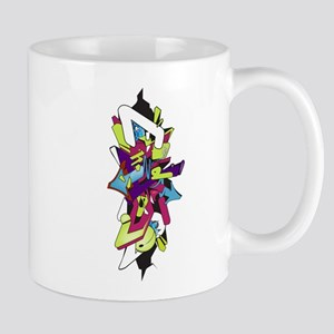 Graffiti King Mug