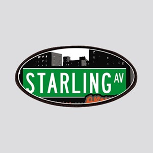 Starling Ave Patches