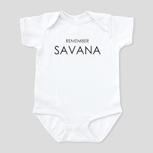 Remember Savana Infant Bodysuit