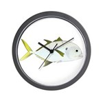 Crevalle Jack f Wall Clock