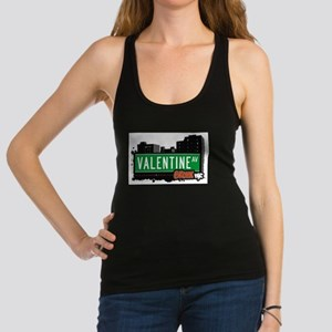 Valentine Ave Racerback Tank Top