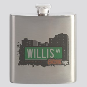 Willis Ave Flask
