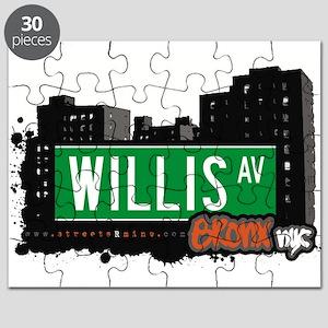 Willis Ave Puzzle