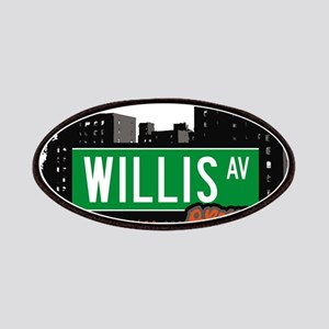 Willis Ave Patches