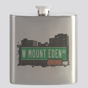 W Mount Eden Ave Flask