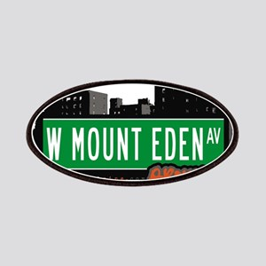W Mount Eden Ave Patches