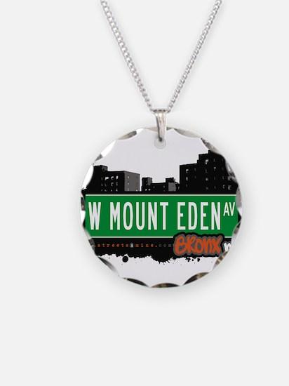 W Mount Eden Ave Necklace