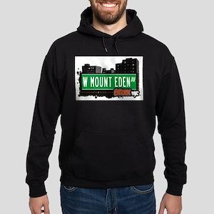 W Mount Eden Ave Hoodie (dark)