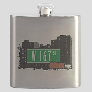 W 167 ST Flask