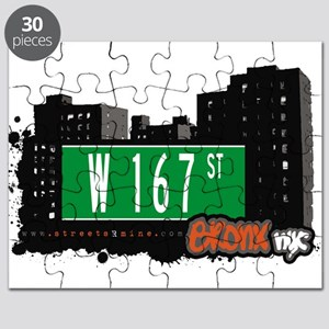 W 167 ST Puzzle