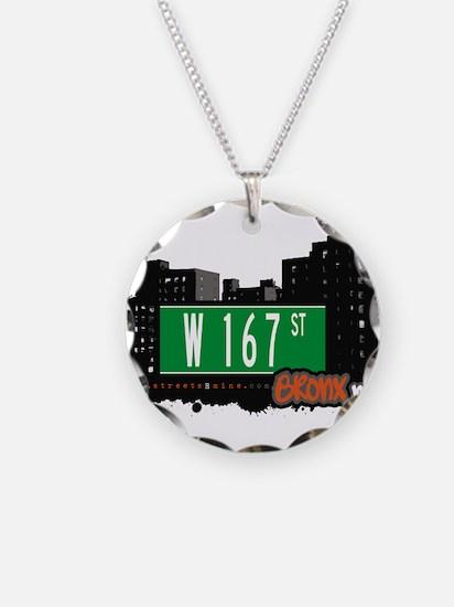 W 167 ST Necklace