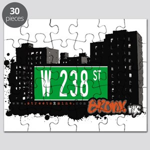 W 238 ST Puzzle