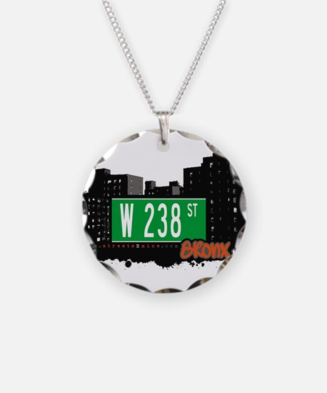 W 238 ST Necklace