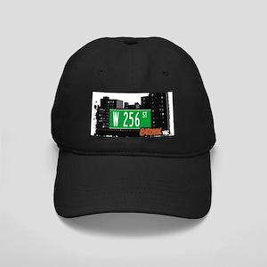 W 256 ST Black Cap