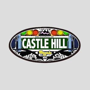 castlehill Bronx NYC (Black) Patches