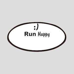 Run Happy Running Patches