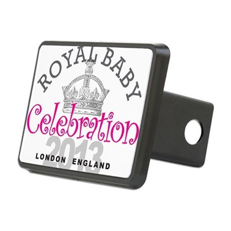Royal Baby Celebration Hitch Cover