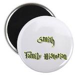 Smith Family Historian Magnet