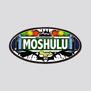 Moshulu Bronx NYC (White) Patches