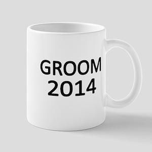 GROOM 2014 Mug