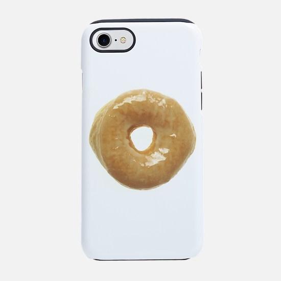 raised glazed donut iPhone 7 Tough Case