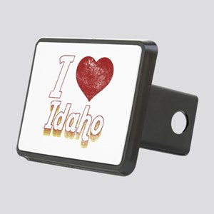 I Love Idaho (Vintage) Rectangular Hitch Cover