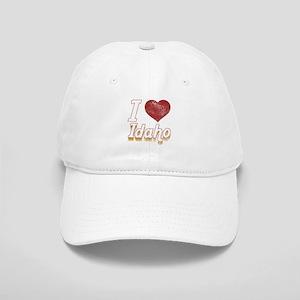 I Love Idaho (Vintage) Cap