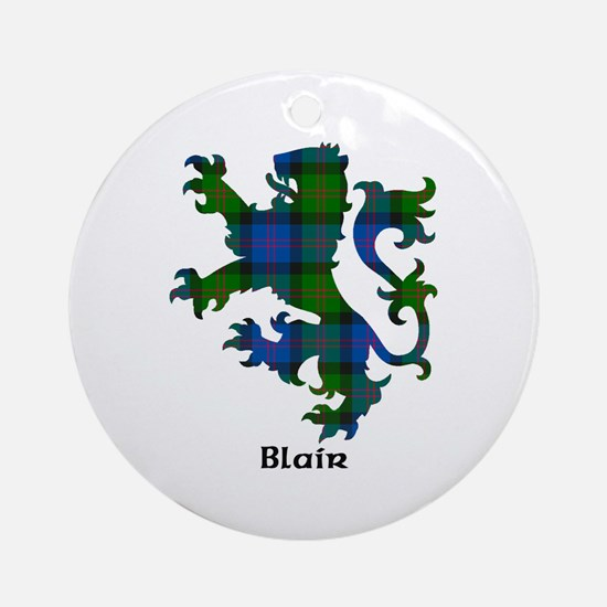 Lion - Blair Ornament (Round)