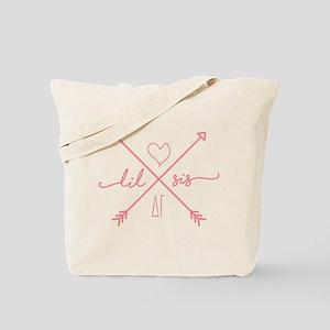 Delta Gamma Big Arrows Tote Bag