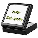 Pressley Family Historian Keepsake Box
