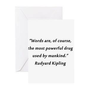 If rudyard kipling greeting cards cafepress m4hsunfo