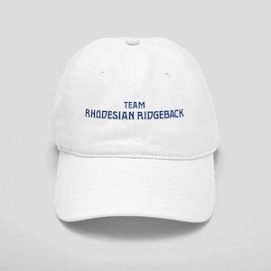 Team Rhodesian Ridgeback Cap