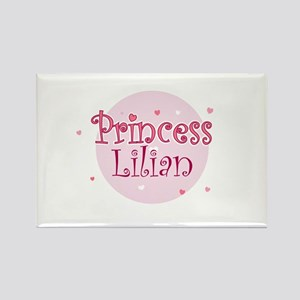 Lilian Rectangle Magnet