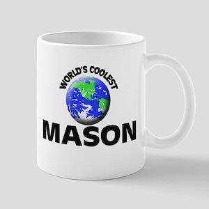 World's Coolest Mason Mug