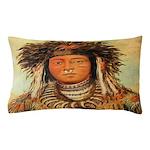 Ermine Tail Warrior Pillow Case
