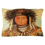 Ermine Tail Warrior Pillow Case