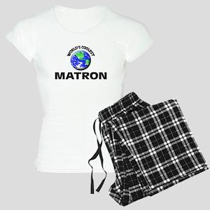 World's Coolest Matron Pajamas