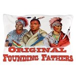 Original Founding Fathers Pillow Case