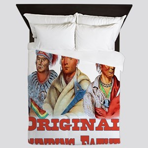 Original Founding Fathers Queen Duvet